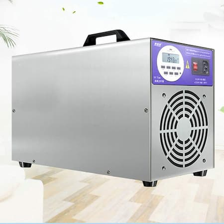 Clicke Generador de ozono
