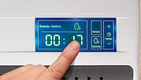 generador de ozono Plus Vida 10