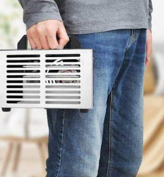 generadores de ozono portatiles