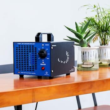 generadores de ozono profesional